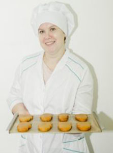 Пекарь Котельникова Любовь